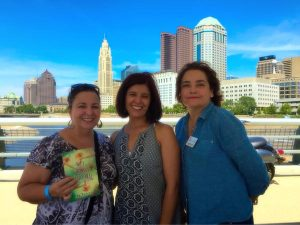 Book Fair at Festival Latino 2015